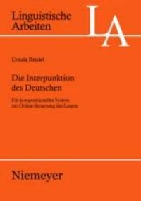 Die Interpunktion des Deutschen - Ein kompositionelles System zur Online-Steuerung des Lesers.