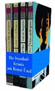 Die Istanbul-Krimis mit Remzi Ünal - Schnee am Bosporus; Foul am Bosporus; Letzter Akt am Bosporus; Dunkle Geschäfte am Bosporus.