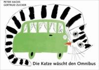 Die Katze wäscht den Omnibus.