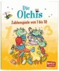 Die Olchis - Zahlenspiele von 1 bis 10.