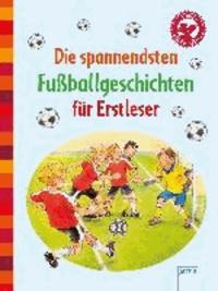 Die spannendsten Fußballgeschichten für Erstleser - Der Bücherbär.