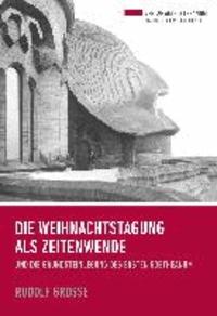 Die Weihnachtstagung als Zeitenwende - und die Grundsteinlegung des Ersten Goetheanum.