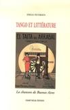 Diego Petersen - Tango et littérature - La chanson de Buenos Aires.