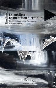 Coachingcorona.ch Le sublime comme forme critique - Ce qui se joue entre l'abstraction et l'art abstrait Image