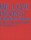 Diego Zaccaria - We love books! - A world tour.