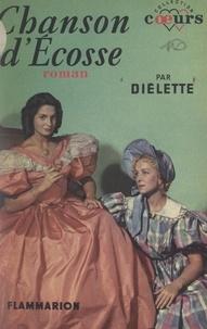Diélette - Chanson d'Écosse.