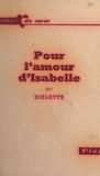 Diélette - Pour l'amour d'Isabelle.