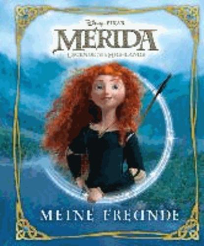 Diesney Merida Freundebuch - Meine Freunde.
