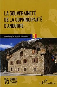 Diesteffany Gil Machado Leao Torres - La souveraineté de la coprincipauté d'Andorre.