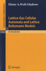 Deedr.fr Lattice-Gas Cellular Automata and Lattice Boltzmann Models - An Introduction Image