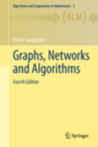 Cjtaboo.be Graphs, Networks and Algorithms Image