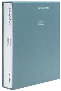 Klaus Klemp et Dieter Rams - Less and more the design ethos of Dieter Rams.