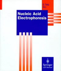 Corridashivernales.be NUCLEIC ACID ELECTROPHORESIS. - With 62 figures and 10 tables Image