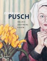 Dietrich Pusch - Malerei Zeichnung Plastik.