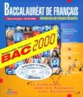 Fontaine Picard - Baccalauréat de Français - Préparation aux épreuves anticipées, Nouvelle version Bac 2000.