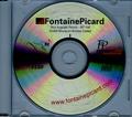 FontainePicard - Pack office XP - CD ROM Découverte et initiation.