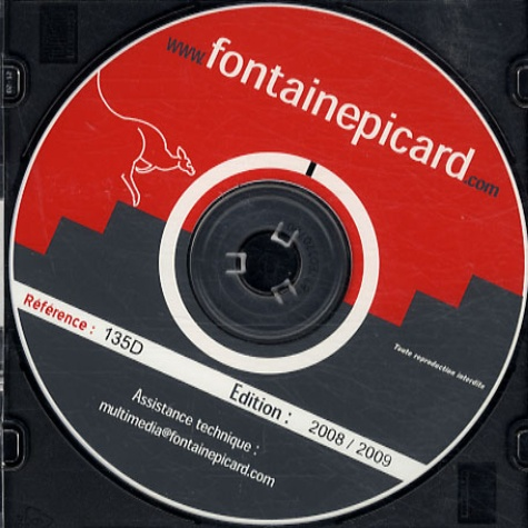 FontainePicard - Word 2007 - Corrigé CD-ROM.