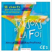 Diffusion Catéchistique Lyon - 11 chants pour une année de catéchèse CE2. 1 CD audio