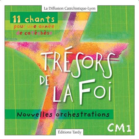 Diffusion Catéchistique Lyon - 11 chants pour une année de catéchèse CM1. 1 CD audio