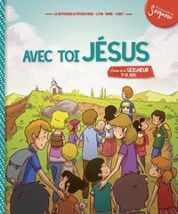 Diffusion Catéchistique Lyon - Avec Toi Jésus - 7-8 ans.