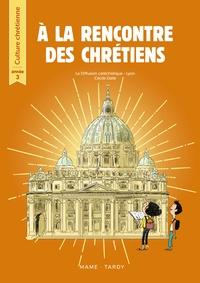 Diffusion Catéchistique Lyon et Cécile Dalle - Culture chrétienne année 3 - Livre de l'enfant.