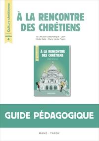 Diffusion Catéchistique Lyon - Culture chrétienne Année 4 - Livre du maître.