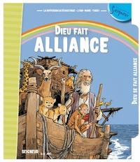 Diffusion Catéchistique Lyon - Dieu fait alliance.