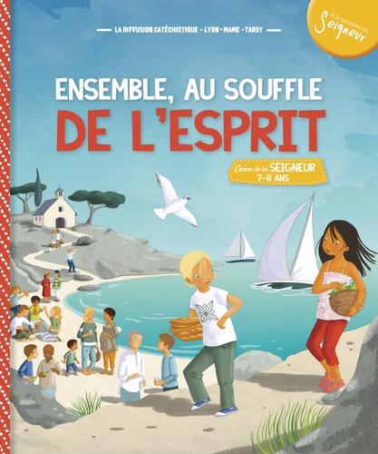 Diffusion Catéchistique Lyon - Ensemble au souffle de l'Esprit - 7-8 ans.