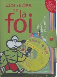 Diffusion Catéchistique Lyon - Les actes de la foi 5e. 1 CD audio