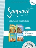 Diffusion Catéchistique Lyon - Seigneur tu nous appelles 8-11 ans - Documents du catéchist, pour accompagner les modules. 1 DVD