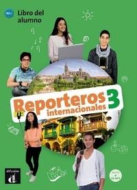 Difusion - Reporteros internacionales 3 A2+ - Libro del alumno. 1 CD audio MP3