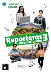 Difusion - Reporteros internacionales 3 A2+ - Cuaderno de ejercicios.