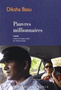 Diksha Basu - Pauvres millionnaires.