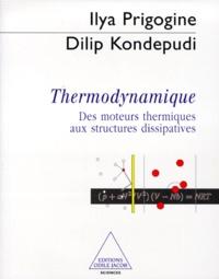 Dilip Kondepudi et Ilya Prigogine - .