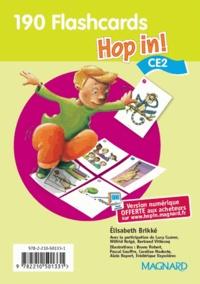 Elisabeth Brikké - 190 Flashcards Hop in! CE2.