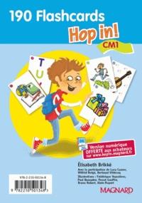 Elisabeth Brikké - 190 Flashcards Hop in! CM1.