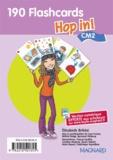 Elisabeth Brikké - 190 Flashcards Hop in! CM2.
