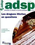 HCSP - ADSP N° 95, juin 2016 : Les drogues illicites en questions.