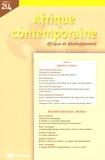 Jean-Pierre Chauveau et Kojo-Sebastian Amanor - Afrique contemporaine N° 214 : Jeunes ruraux.
