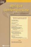 Jean-Philippe Platteau et Jared Diamond - Afrique contemporaine N° 229/2009-1 : Population et ressources narturelles.