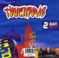 Sandrine Holdener - Anglais 2e Bac pro TouchDown - CD-ROM.