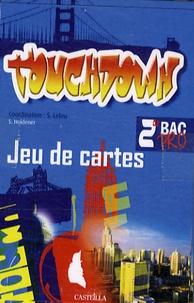Sandrine Holdener - Anglais 2e Bac pro TouchDown - Jeu de cartes.