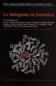 Per Jensen et Haviva Ayal - Cahiers critiques de thérapie familiale et de pratiques de réseaux N° 41 : Le thérapeute en formation.