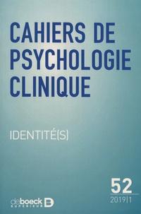 Cahiers de psychologie clinique N° 52/2019/1.pdf