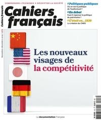 La Documentation Française - Cahiers français N° 408, novembre-déc : Compétitivité et marque France.