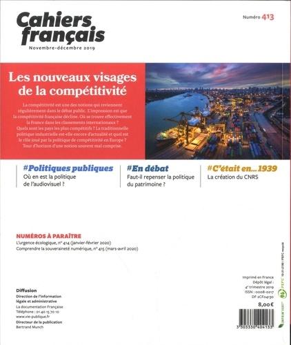 Cahiers français N° 408, novembre-déc Compétitivité et marque France