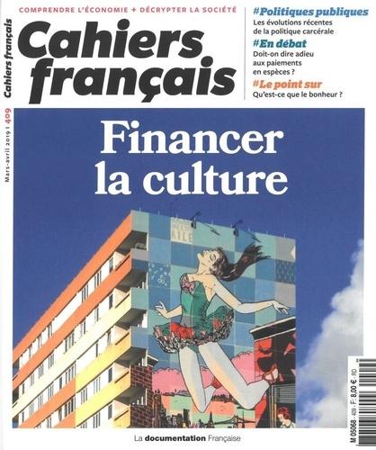 Anne Brigitte Masson - Cahiers français N° 409, mars-avril 2 : Financer la culture.