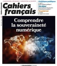 La Documentation Française - Cahiers français N° 415, avril 2020 : Souveraineté numérique.