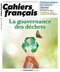 La Documentation Française - Cahiers français N° 422, juillet-août : La gouvernance des déchets.