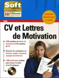 CV et lettres de motivation. CD-ROM.pdf